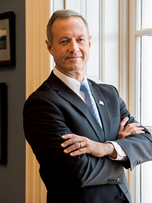 Photo of Martin O'Malley